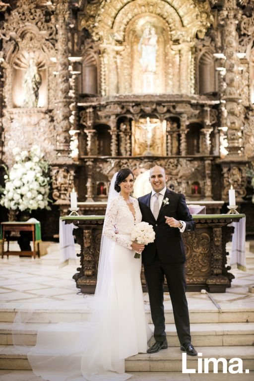 Nicole Bazo y David Odeh