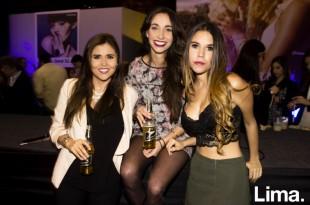 Patricia Arredondo, Micaela Mejía y Lorena Vizcardo