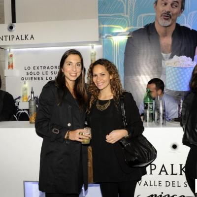 Rafaella Lombardi y Mónica Pajares