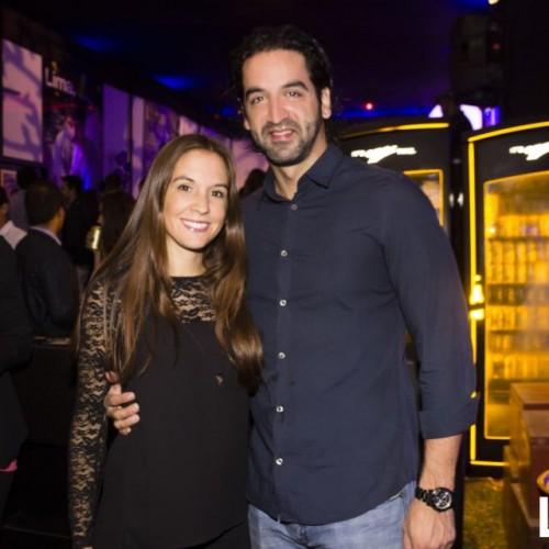 Silvana Hermosa y Jason Palasz