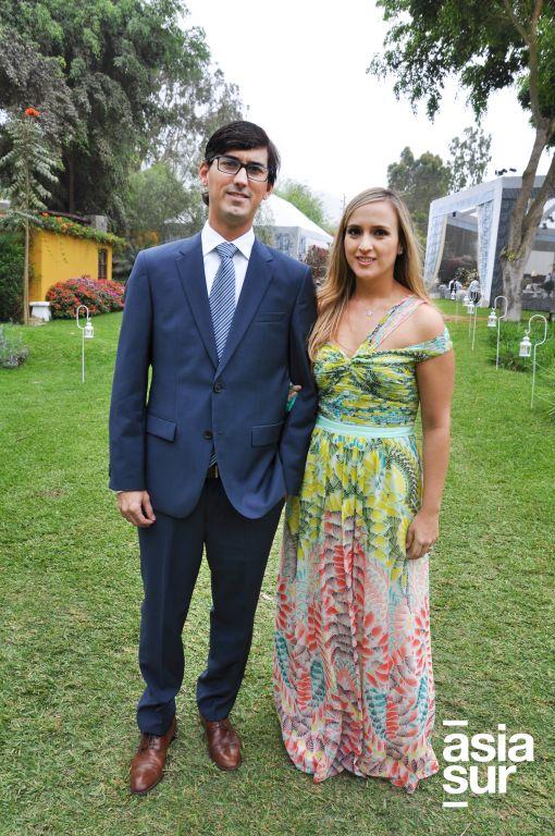 Gabriela Gonzales-Daly y Estefanía Echevarría