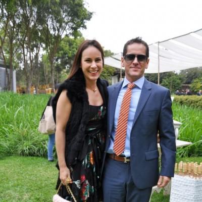 Karen Valdiviezo y Saúl Ipia