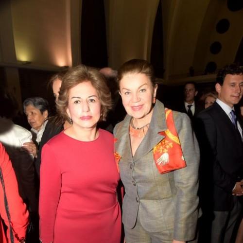 Ana María Brazzini, e Yvonne Luna