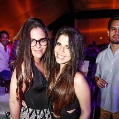 Anahí Ballón y Viviana Holguín