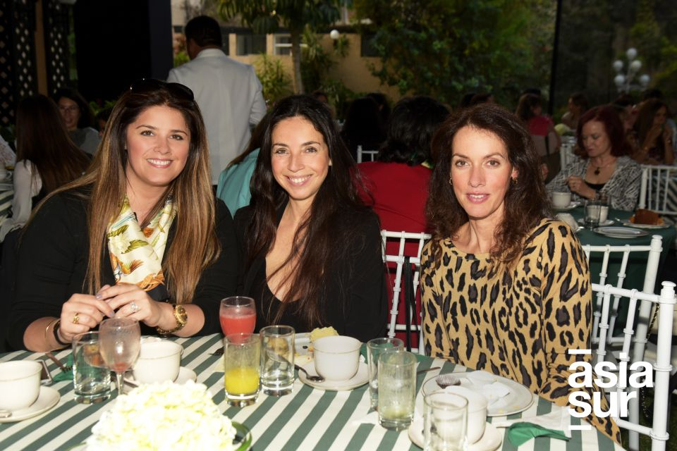 Carla Wagner, Leyla del Mar, Jackie Biber