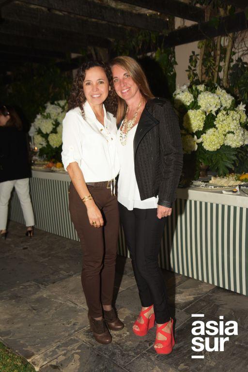 Elizabeth Barthelmess y Rocío Castillo