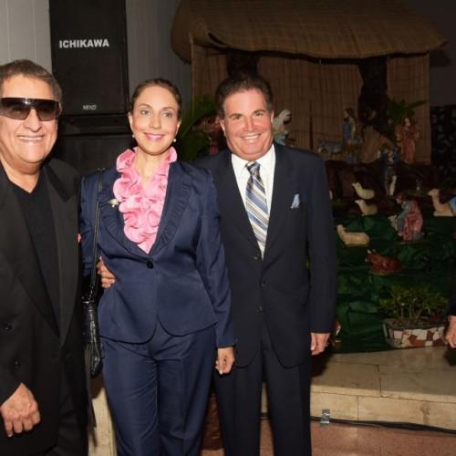 Juan Castro Nalli, Rocío y Alejandro Tudela