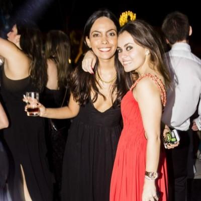 Lucía Iberico y Valeria Hooker