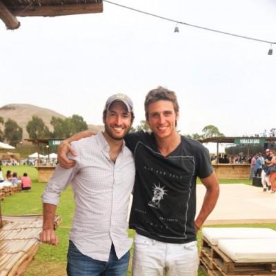 Marcelo Ramos y Guillermo Duanissgvich