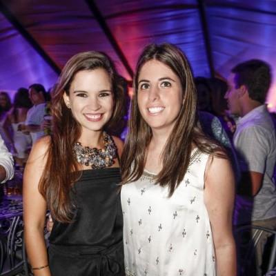Pía Ferrand y Mariana Bazan.