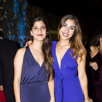 Shanadi y Jienin Eissa