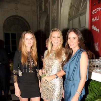 Silvana Pestana, Julieta Parodi y Sandra Belmont.