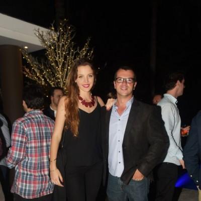 Valeria Arbulú y Paco Queirolo.