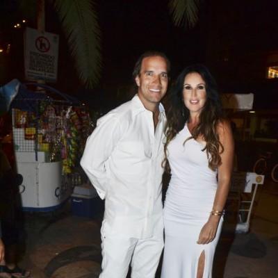 Carlos Lazarte y Maria Fé Roda.