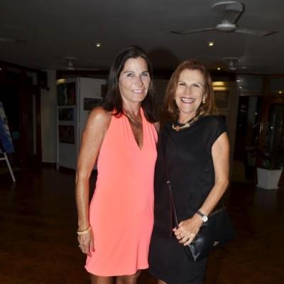 Celia Barreda y Maye Haaker.