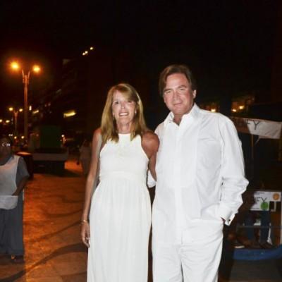 Dorothy y Jorge del Solar.
