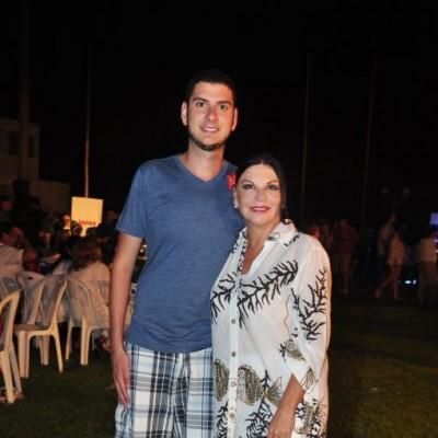 Edgardo Alva y Otilia Fossa.