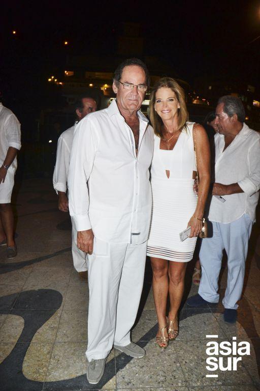 Gonzalo y Susy Romero.