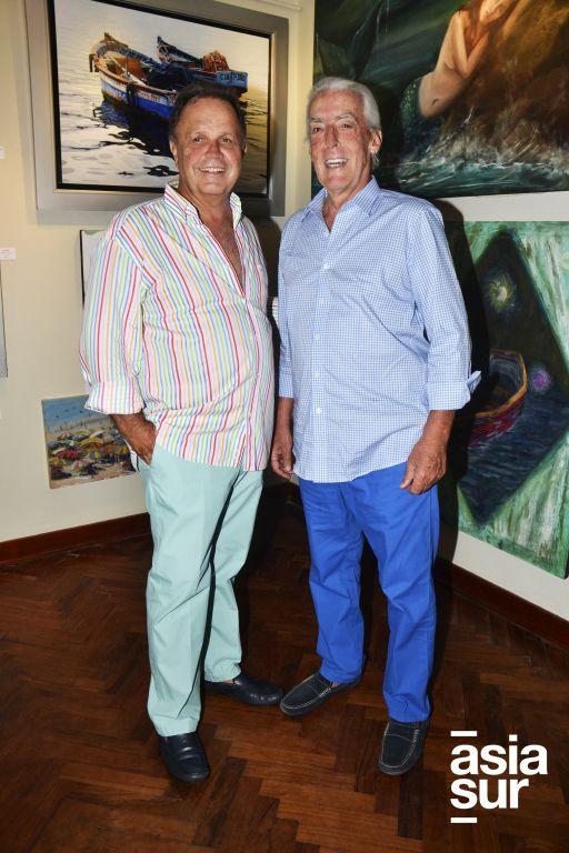 Luis Adrianzén y Carlos Felipe Rizo Patrón.