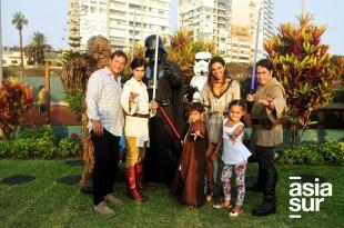 Cesar Jorquiera , Cristobal Jorquiera , Isabella Jorquiera y Esposa Melissa del Solar  (9)