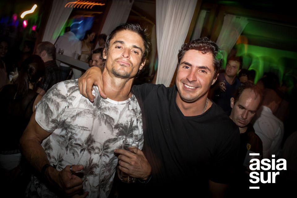 Gonzalo Sandaza e Ignacio Jones.