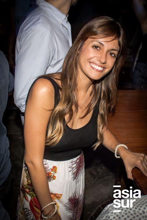 Valeria Bringas.