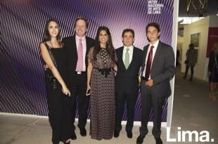 Alexandra Bornhorst, Carl Bornhost, Rochi del Castillo, Jose  del Castillo y Cali Bornhorst.