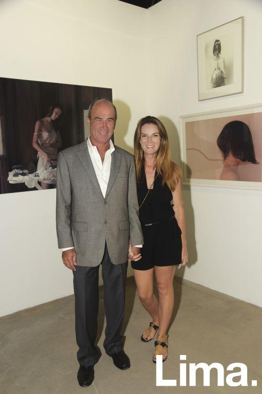 Alfredo Barreda y Sonia Cunliffe