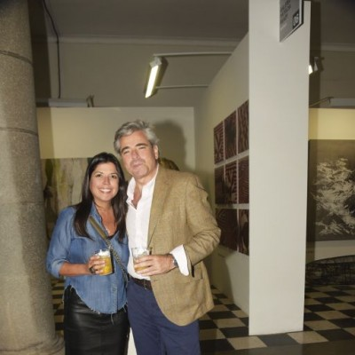 Andrea Ruiz de Somocurcio y Diego la Hera.