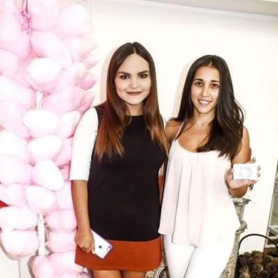 María Gracia Odar y Claudia Palomino.