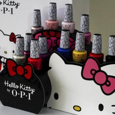 Nueva colección Hello Kitty by OPI.
