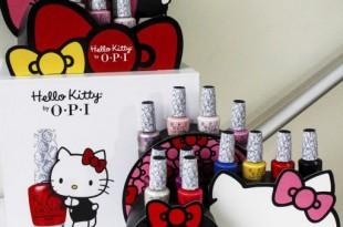 Nueva colección Hello Kitty by OPI