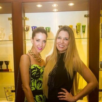 Alejandra Lulli y Fabiola Beckmann