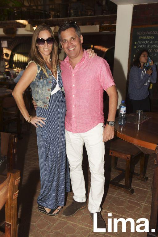Beatriz Zankl y Manuel del Valle