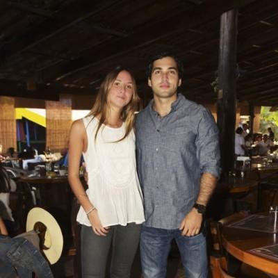 Chiara Stoll y Stefano Scheelje