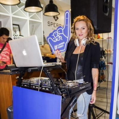 DJ Pia Van O.