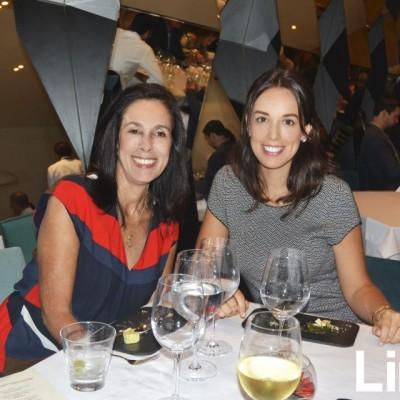 Gabriella Gallastegui y Alessandra Pflucker.