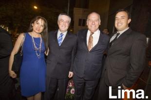 Izabella De Coz, Miguel Angel Coz, Aldo Noriega, Timothy Crosby