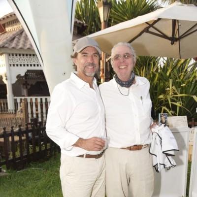 Jorge Stoll y Felipe Thordnike