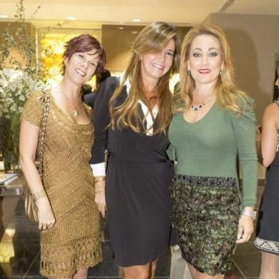 Karin Schoch, Maria Inés Castro y Rosa Ganoza