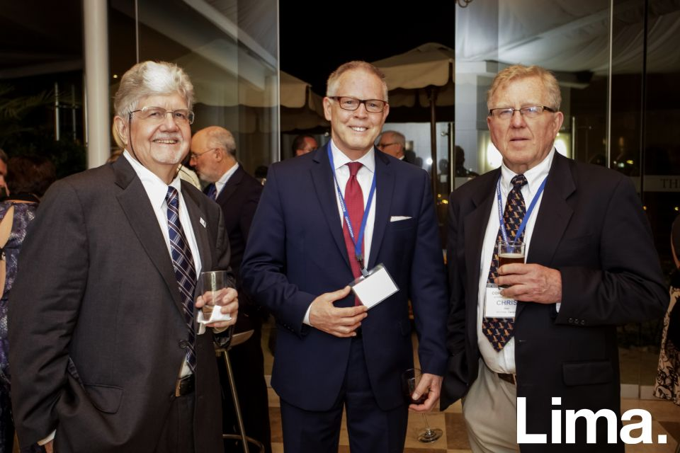 Larry Shoemaker, Brian J. Glade, Chris Allan