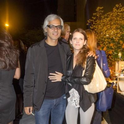 Fito Espinoza y Maria Paz Mujica