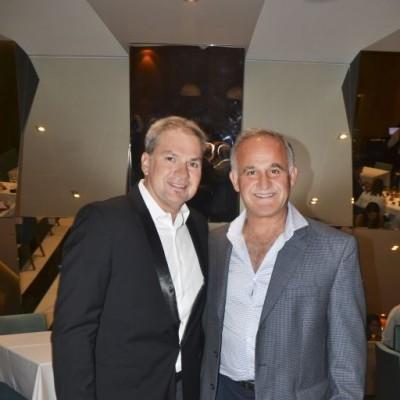 Mauricio Fernandini y Mario Mustafá
