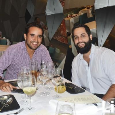 Rodrigo Ponce y Jose Ignacio Pflucker