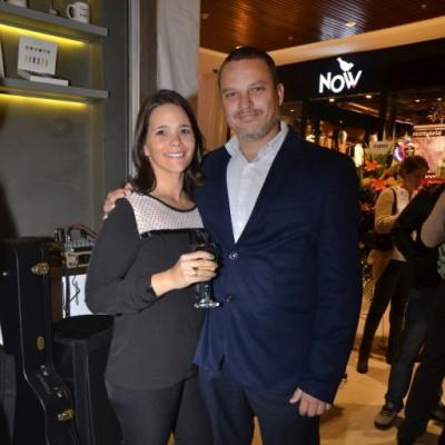 Cinthya y Alejandro Tabini