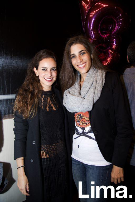 Aisa Haacker y Janice Marusic