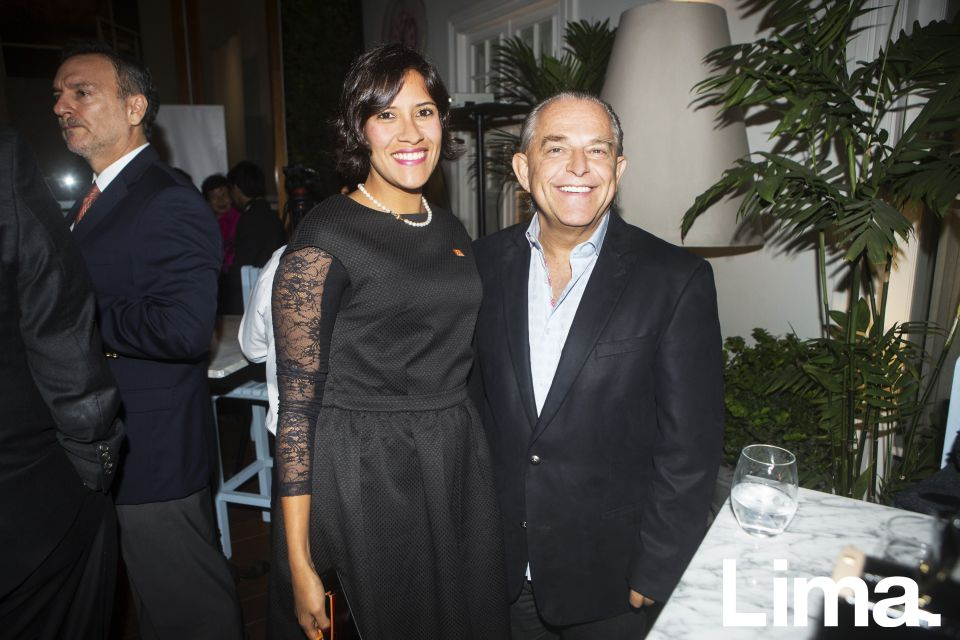 Andrea Chichizola y Eduardo Witchell