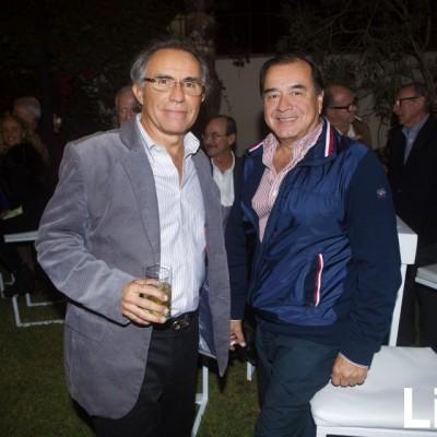 Gustavo Alva y Tito Olcese
