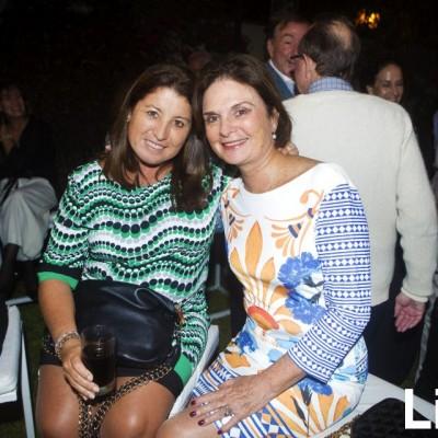 Marisa Roda y Cecilia Valdez