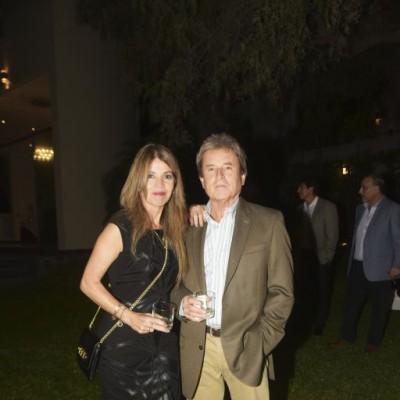 Maritza y Roberto Vallejo